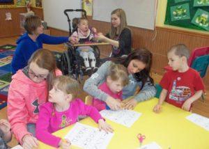 Chanp Clark Association for Challenged Children