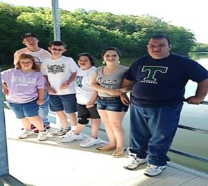 CLS participants enjoy a summer outing